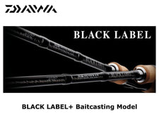 Daiwa Black Label+ Baitcasting Model