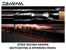 Daiwa Steez Racing Design
