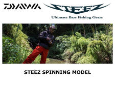 Daiwa Steez Spinning