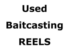 All Used Baitcasting Reels