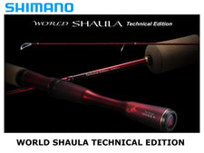 Shimano 19 World Shaula Technical Edition