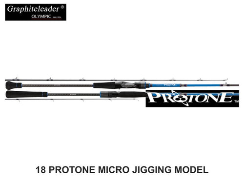 Graphiteleader/Olympic 18 Protone Micro Jigging Model GPTS-632-2-MJ