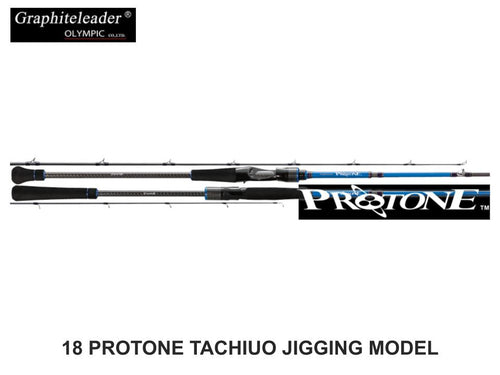 Graphiteleader/Olympic 18 Protone Tachiuo Jigging Model GPTS-622-2-SPD