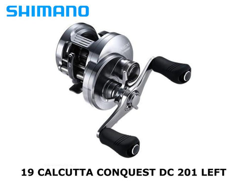 Shimano 19 Calcutta Conquest DC 201 Left