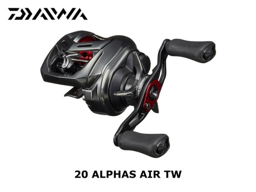 Daiwa 20 Alphas Air TW 8.6L Left