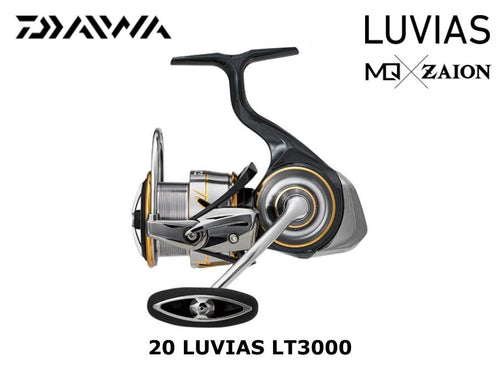 Daiwa 20 Luvias LT 3000 coming in March