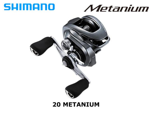 Shimano 20 Metanium XG Left