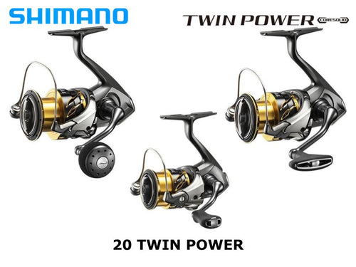 Shimano 20 Twin Power C3000MHG