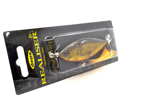 Free Shipping! deps Realiser Prop Jr Limited 72mm 5/8oz Class #Dead Carp