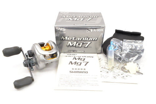 Used Shimano  07 Metanium Mg7 Right