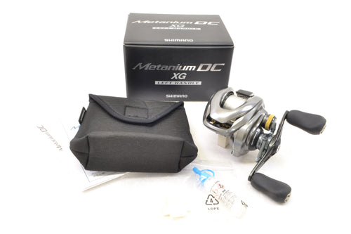 Used Shimano 15 Metanium DC XG Left