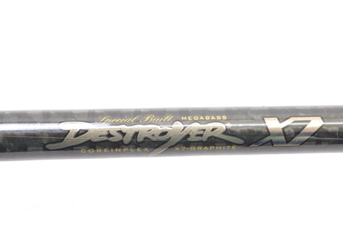 Used Megabass Destroyer X7 F5-75X7 Extreme Mission