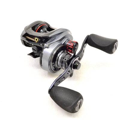 Used Abu Garcia Revo LV7-L Left