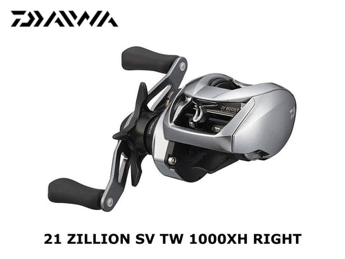 Daiwa 21 Zillion SV TW 1000XH Right