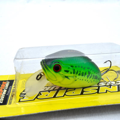Evergreen Crazy Cradle Rat Atat #136Mat Hot Tigger 5.5cm 17.5g