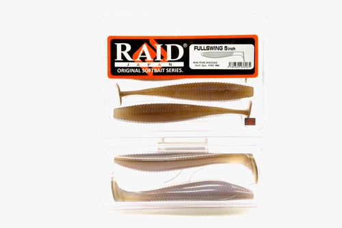 Used Raid Japan Full Swing 5inch #048 Pearl Wakasagi