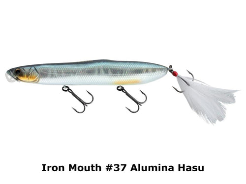 Iron Mouth #37 Alumina Hasu