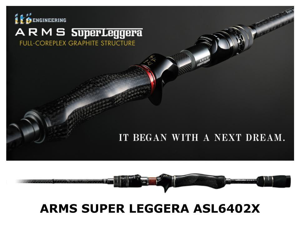 Arms Super Leggera ASL6402X