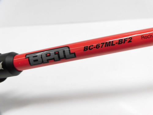 Used Jackall BPM 2PC Model Baitcasting BC-67ML-BF2