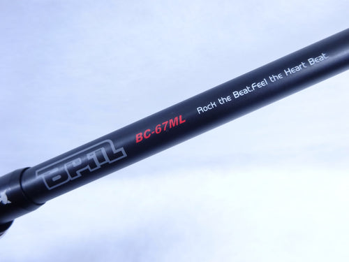 Used Jackall BPM Baitcasting BC-67ML