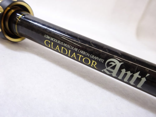Used Raid Japan Gladiator Anti Baitcasting GA-610MC Joker