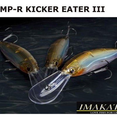 Pump-R Kicker Eater III #418 Sakura Bloom 9cm 15g