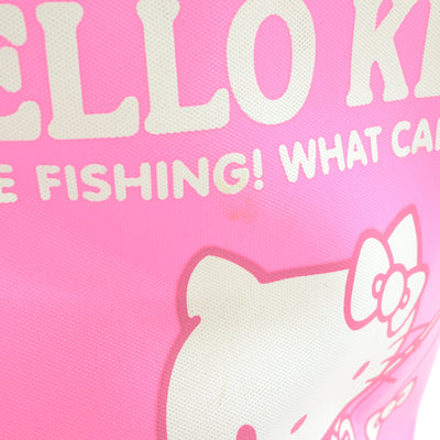 HELLO KITTY COMPACT SET 170 spinning rod reel line bucket rig