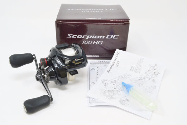 Used 17 Scorpion DC 100HG Right