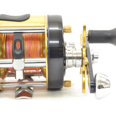 Used Ambassadeur 5601 C4 Hyper Winch Left