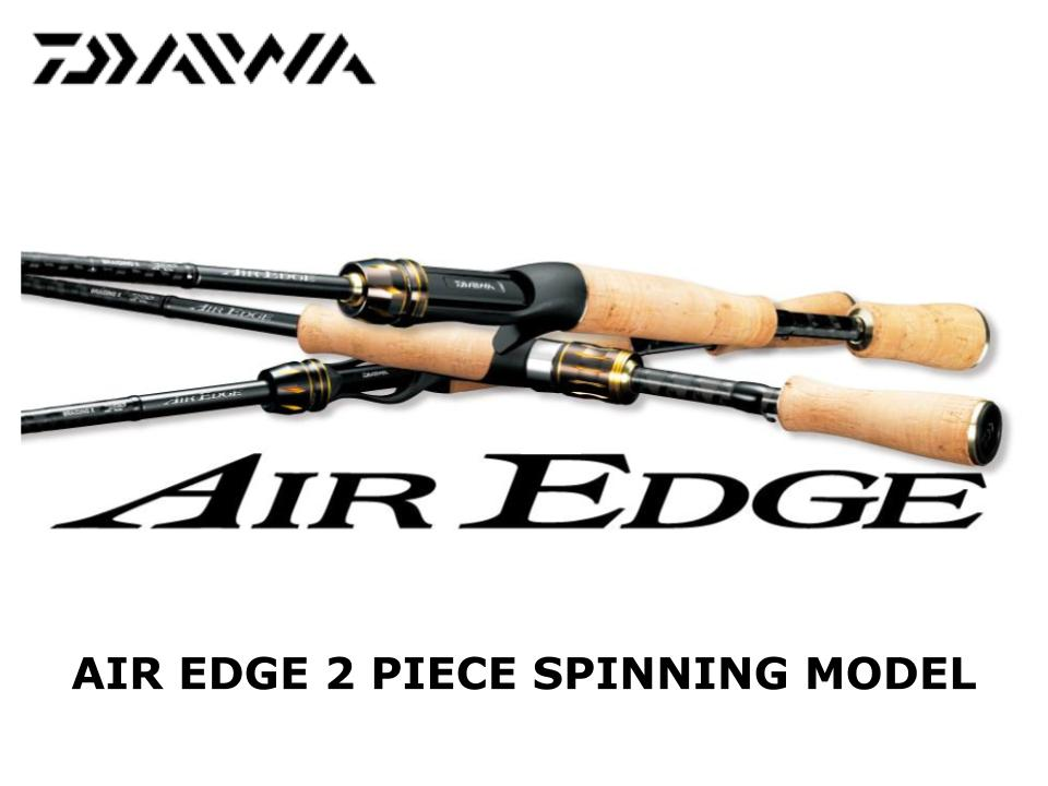 Daiwa Air Edge 682ML+S E 2 piece spinning model