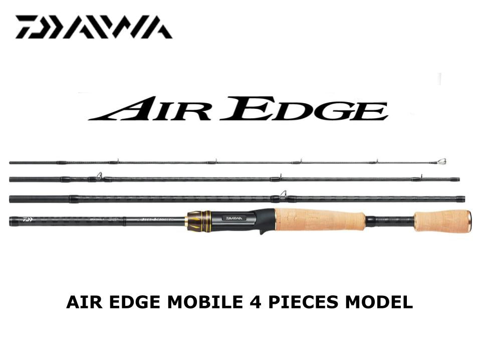 Daiwa Air Edge Mobile Baitcasting 664MLB