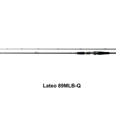 Lateo Baitcasting Model