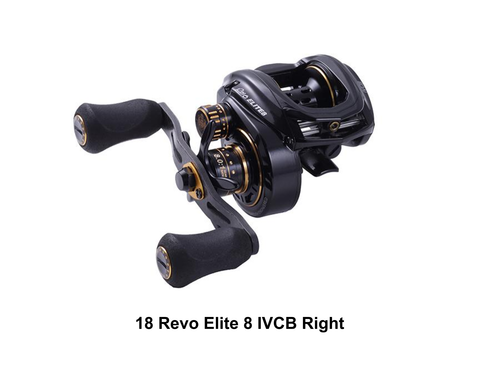 Abu Garcia 18 Revo Elite 8 IVCB Right