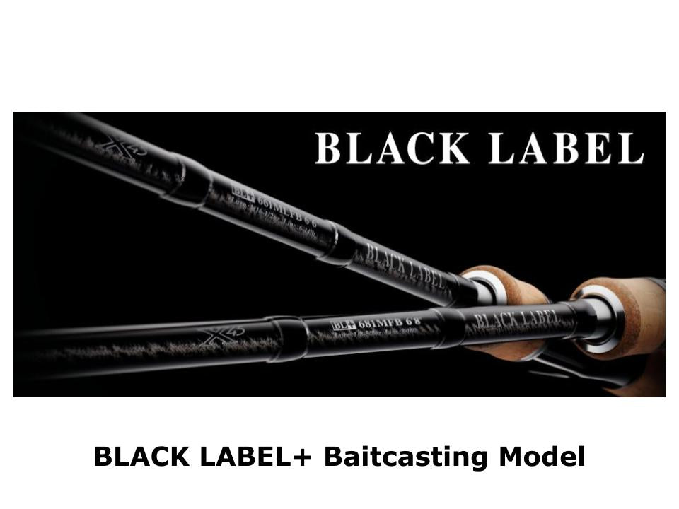 Daiwa Black Label Plus BL+661MLFB Baitcasting Model