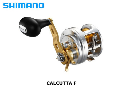 Shimano 12 Calcutta F 401F Left
