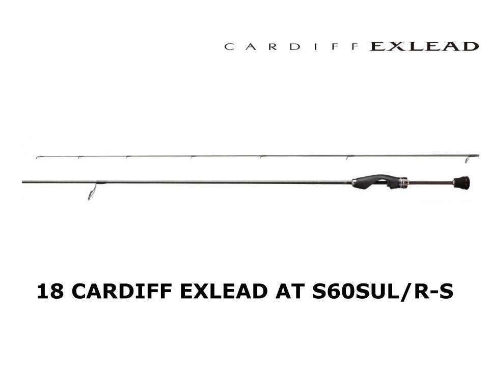18 Cardiff Exlead AT S60SUL/R-S