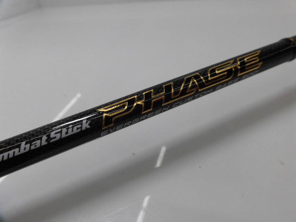 Used Phase Baitcasting PCSC-66M Warrier