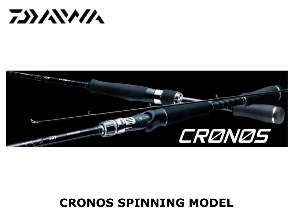 Daiwa Cronos 2 Pieces Spinning 642ULS