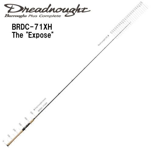 Used Daiko Dreadnought BRDC-71XH Expose