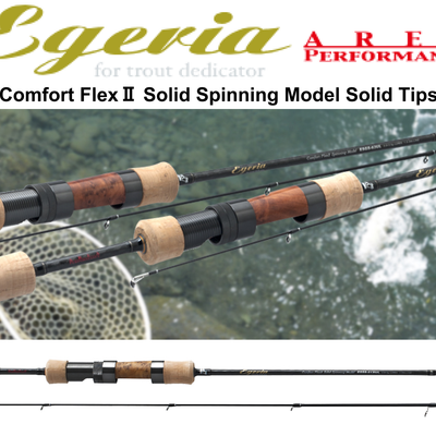 Egeria Area Performance Solid Spinning Model