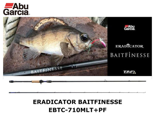 Abu Garcia Eradicator Baitfinesse EBTC-710MLT+PF Power Finesse Plus