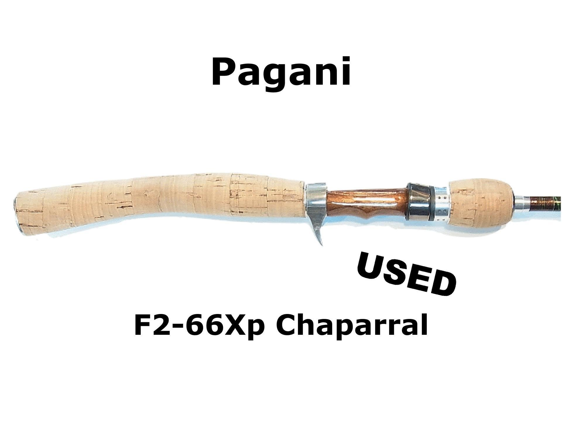 Used Pagani F2-66XP Chaparral