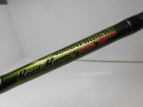 Used Nories Road Runner Voice Hard Bait Special Baitcasting HB680XH Technical Power Cast