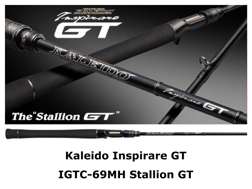 Evergreen Kaleido Inspirare Special Model IGTC-69MH Stallion GT