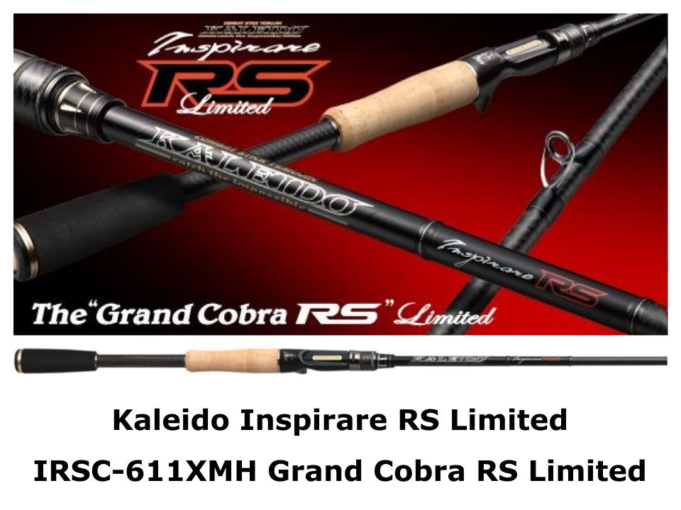 Kaleido Inspirare Special Model IRSC-611XMH Grand Cobra RS Limited