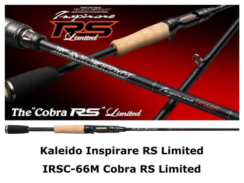 Kaleido Inspirare Special Model IRSC-66M Cobra RS Limited