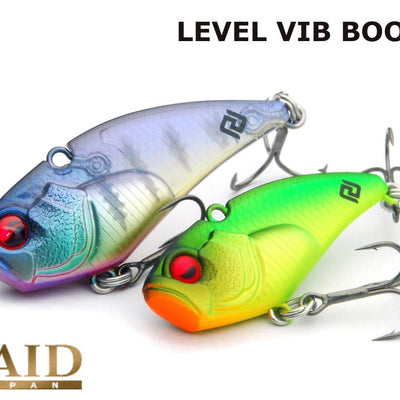 Raid Japan Level Vib Boost #LVB7-007 Chi Gill 38mm 7g