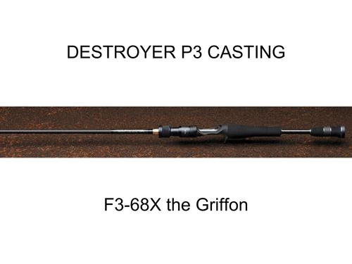 Destroyer Phase 3 F3-68X the Griffon