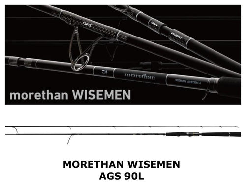 Morethan Wisemen AGS 90L WADING MASTER