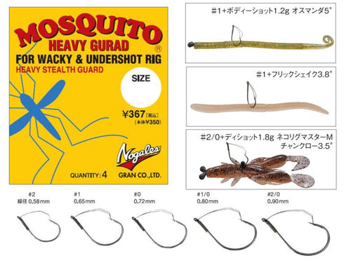 Mosquito Heavy Guard